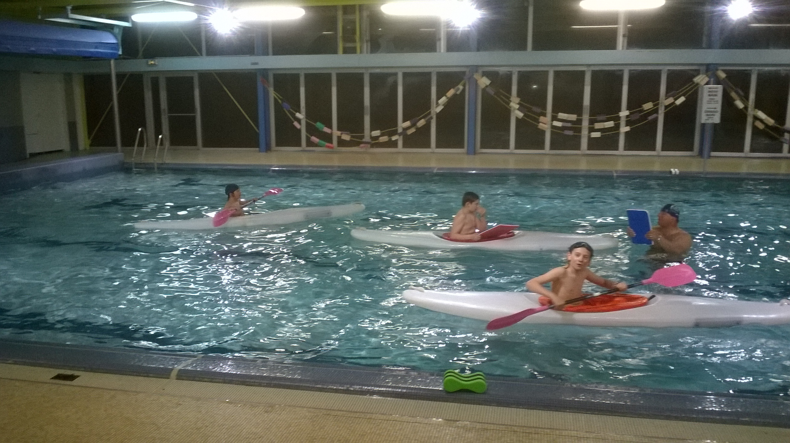 Activit s du club cano kayak de thouars Piscine thouars